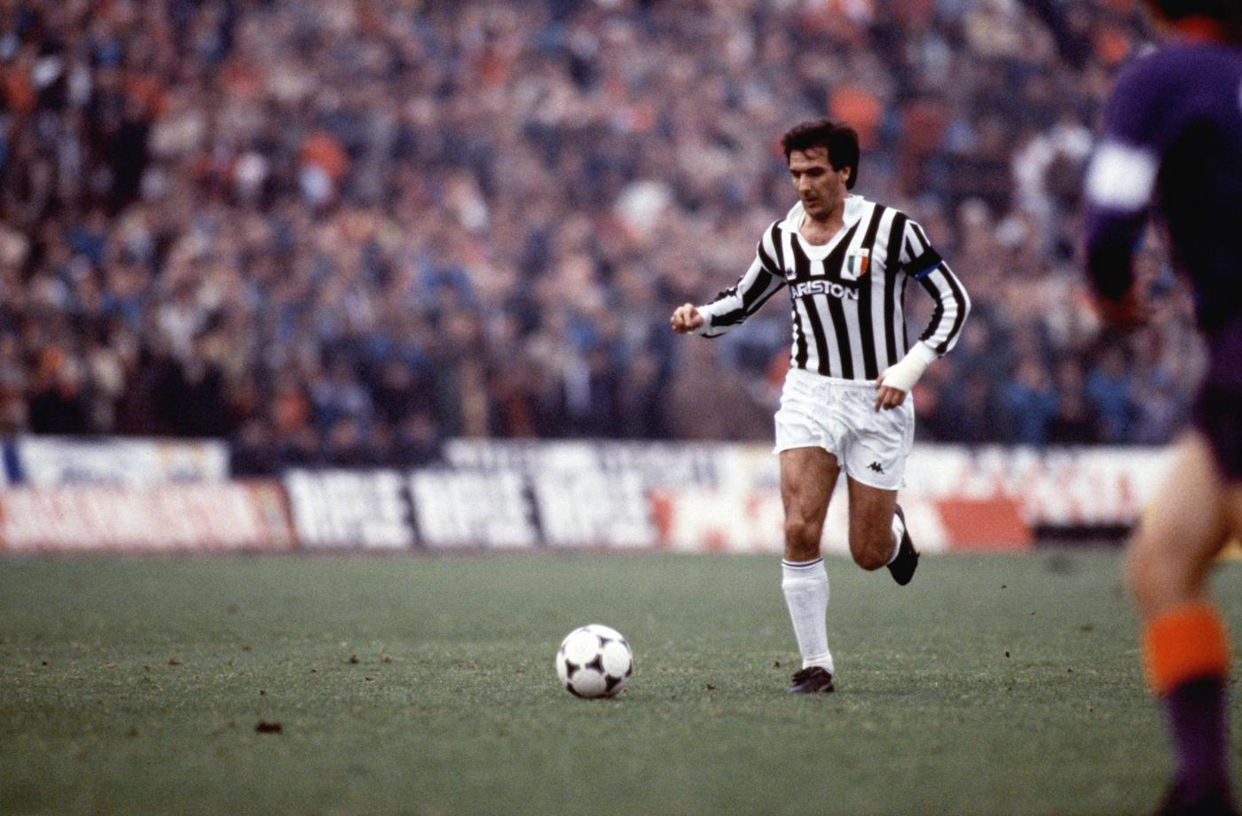 Foto Juventus/LaPresseanni '80Archivio StoricoSport CalcioGaetano ScireaNella foto: Gaetano ScireaPhoto Juventus/LaPresse80'sHistorical ArchiveSport SoccerGaetano ScireaIn the photo: Gaetano Scirea